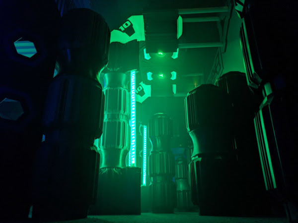 LASERTRON Laser Tag Manufacturer